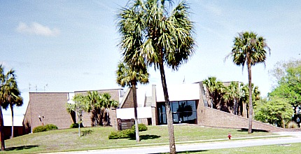 Business technology solution and the visitor center at Fort Moultrie in South Carolina.